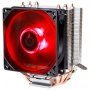 Cooler CPU ID-Cooling SE-903 (LED Rosu)