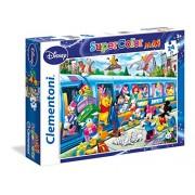"Clementoni ""Disney Train"" Maxi Puzzle (24 Piece)"