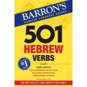 501 Hebrew Verbs, Paperback