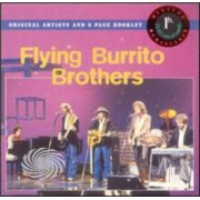 Video Delta Flying Burrito Brothers - Flying Burrito Brothers - CD
