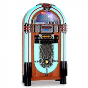 Auna Graceland-XXL jukebox USB SD AUX CD FM/MV