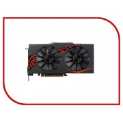 Видеокарта ASUS Radeon RX 570 1244Mhz PCI-E 3.0 4096Mb 7000Mhz 256 bit DP DVI HDMI HDCP EX-RX570-4G