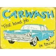 Plåtskylt/Moore -Carwash, Universal