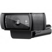 Logitech HD Pro Webcam C920 Full HD-webcam 1920 x 1080 pix Klemhouder
