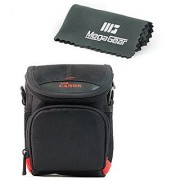 MegaGear ''Ultra Light'' Camera Case Bag for Canon Powershot SX540 SX530 HS Canon PowerShot SX420 IS SX410 IS