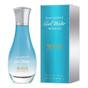 Davidoff Cool Water Wave Woman eau de toilette 50 ml за жени