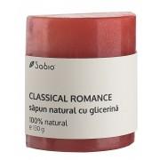 Sapun natural cu glicerina - Classical Romance, 130 g