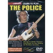Roadrock International Lick Library: Learn To Play The Police DVD