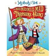 Judy Moody and Stink: The Mad, Mad, Mad, Mad Treasure Hunt, Hardcover/Megan McDonald