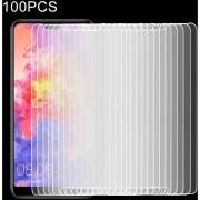 100 PCS Para Huawei P20 Pro 0.26mm 9h Dureza Superficial 2.5D A Prueba De Explosion Tempered Glass Screen Film