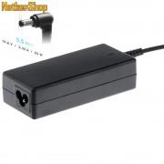 Akyga AK-ND-01 65W Asus/Toshiba/HP/Lenovo notebook hálózati töltő adapter (2 év garancia)