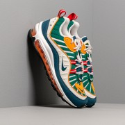 Nike W Air Max 98 University Red/ Blue Force-Orange Peel