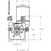 Mecanism de avans 2 Role (echipat Ø 0,6 - 0,8)