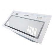 Airmec BUILT-IN 50 MAX VETRO fehér felső szekrénybe vagy kürtőbe építhető páraelszívó
