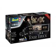 """Set de camioane cu livrare limitată 07453 - Camion și remorcă """"AC / DC"""" (1:32)"""