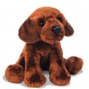 Merkloos Hondel knuffels bruine Labrador 12 cm
