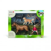Schleich Western Riding Play Set