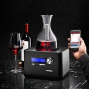 Gastroback Home Sommelier 47000, Weindekantierer, automatischer Weinbelüfter