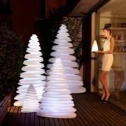 Brad Decorativ CHRISMY 2m ILUMINAT LED
