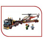 Lego Конструктор Lego City Перевозчик вертолета 60183