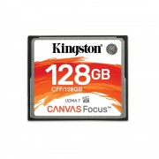 Kingston Canvas Focus 128GB Card de Memorie Compact Flash