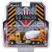 2019 Mack Granite Cement Mixer Solid Pack - S.D. Trucks Series 7 1 64