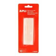Ragasztó stick, Apli, 7,5mm 10 db/csom