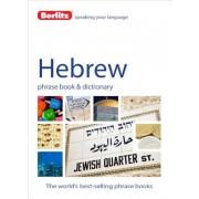 Berlitz Hebrew Phrase Book & Dictionary, Paperback