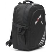 LeeRooy 17 inch Inch Laptop Backpack(Black)