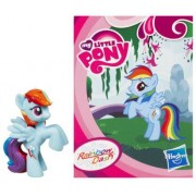 "Hasbro My Little Pony Friendship is Magic 2 "" PVC Figure Rainbow Dash"