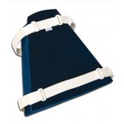Pavis Art. 960 Cuscino per abduzione degli arti inferiori con rivestimento in cotone - 30x25x15 cm