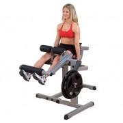 Body-Solid Leg Extension & Curl GCEC340