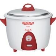 Maharaja Whiteline RC 100 Electric Rice Cooker(1.8 L)