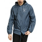 SUPRA Trademark HD Coach Jacket Navy