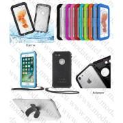 Apple iPhone 8/iPhone 7/iPhone 6 4.7 inch (противоударен, прахоустойчив и водоустойчив калъф) 'Waterproof style'
