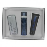 Paris Hilton Eau De Toilette Spray + Deodorant Stick (Alcohol Free) + Hair & Body Wash Gift Set Men's Fragrance 463441