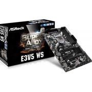 Asrock E3V5 WS server-/werkstationmoederbord LGA 1151 (Socket H4) Intel® C232 ATX