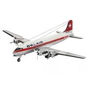Revell Revell04947 Dc-4 Balair / Iceland Airways Model Kit