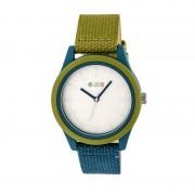 Crayo Pleasant Quartz Watch - Olive/Teal CRACR3903