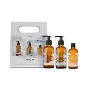 Coffret kids óleo de banho 50ml + óleo de massagem 50ml + gel de banho 50ml - Apoem