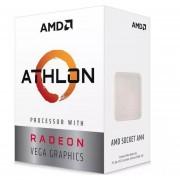 Microprocesador Amd Athlon 200GE-Gris