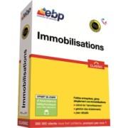 EBP Immobilisations Classic - Dernière version - Ntés Légales incluses