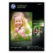 ORIGINAL HP Carta Bianco Q2510A Everyday Foto Papier, DIN A4, 200 g/m², 100 Fogli, lucido