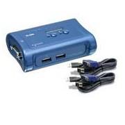 2port USB KVM Switch kit tk-207k