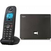 Telefon DECT fara fir Gigaset A540 IP - VoIP Negru