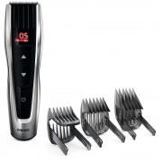 Aparat de tuns HC7460/15, lame din oţel inoxidabi, negru-argintiu