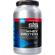 SiS Whey Protein Pot Strawberry 1kg - Female - Zilver - Grootte: One Size