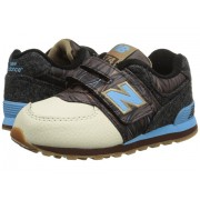 New Balance KG574 (InfantToddler) BrownBlue 2