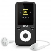 SPC Pure Sound Colour 2 MP4 8GB Preto