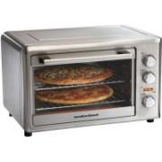 Hamilton Beach 50-Litre 3MVW1XZBPOJ8 Oven Toaster Grill (OTG)(Silver)
